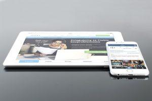 スマートフォンにも対応!格安ホームページサービスZIUS